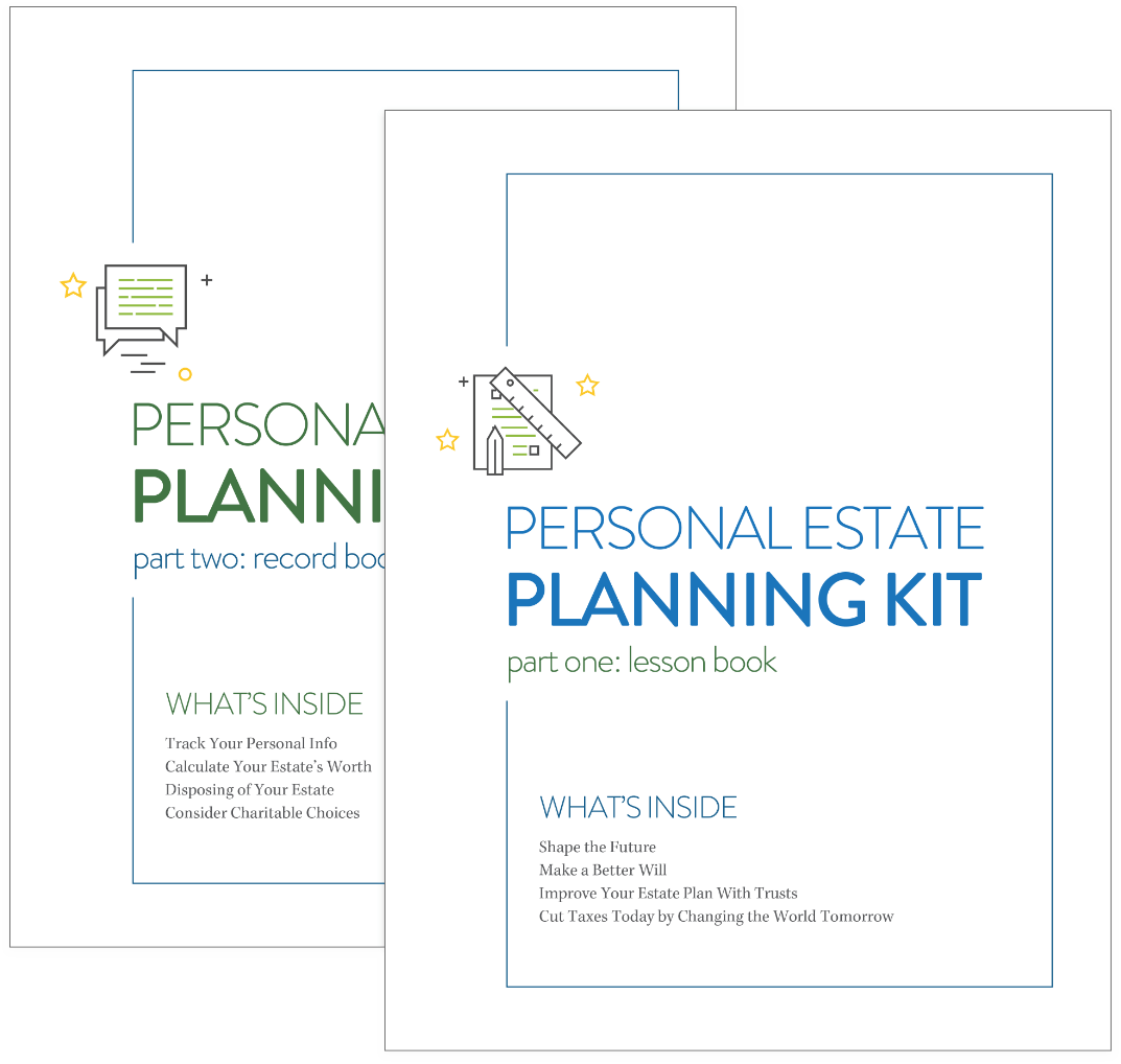 Personal Estate Planning Kit